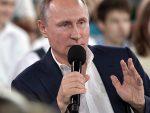 ПОДИГАО ЈЕ РУСИЈУ НА НОГЕ: Две трећине Руса спремно да поново гласа за Путина