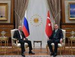 СУСРЕТ У АНКАРИ: Путин и Ердоган се слажу о Јерусалиму, закључење продаје С-400 ускоро