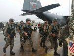НАПАД У БРИТАНИЈИ: Америчка војна база под блокадом
