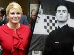 ЗАГРЕБ: Китаровићева на пријем позвала неонацисту Бујанца