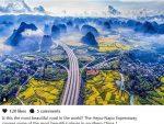 АРХИТЕКТОНСКО ЧУДО: Најљепши аутопут на свијету у Кини