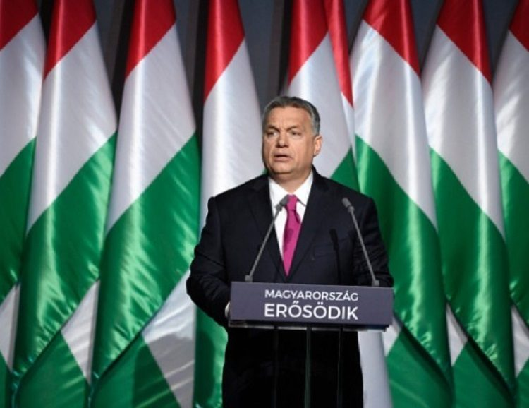 ОРБАН: Сорос се понаша као шеф државе без државе