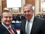 ОЕБС: О чему је Дачић разговарао са Лавровом и Тилерсоном