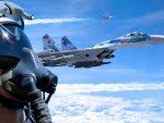 """ПРОБЛЕМИ: Амерички пилоти нису у стању да благовремено откривају и прате руске """"сухоје"""" на небу изнад Сирије"""