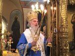 ПАТРИЈАРХ ИРИНЕЈ У МОСКВИ: Присиљавају нас да се удаљимо од Русије