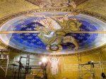 БЕОГРАД: Завршен мозаик на куполи Храма Светог Саве