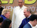 МОСКВА: Путин захвалио Трампу