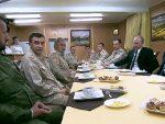 СУСРЕТ ВЕЛИКАНА У СИРИЈИ: Срели се ПУТИН и командант ТИГРОВИХ СНАГА
