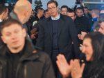 БЕОГРАД: Вучић одговорио на оптужбе да је његова посета Косову била као ријалити