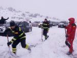 ШПАНИЈА: Војска спасава возаче из снијега