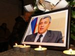 БЕОГРАД: Посљедњи опроштај породице од Оливера Ивановића