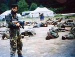 ГАЛИЈАШЕВИЋ: Срби ритуално клани под кишобраном Шефика Џаферовића