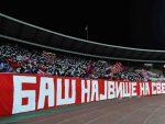 ПРОТИВ ЦСКА БЕЗ ПУБЛИКЕ: НВО из Лондона пријавила Црвену Цвезду УЕФИ!