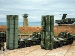 КИШОБРАН НАД КРИМОМ: Дивизион ракетних система С-400 размештен поред Севастопоља