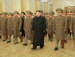 ПЈОНГЈАНГ: Ким се спрема за Олимпијаду — одржао војну параду