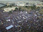 АТИНА НА НОГАМА ЗБОГ МАКЕДОНИЈЕ: Демонстранти пристижу аутобусима и трајектима