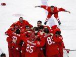 ВЕЛИКИ ПОВРАТАК: Русија освојила злато у хокеју