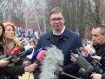 ВУЧИЋ: Не бринем се због кампање против мене у Хрватској
