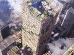 ИДЕАЛАН МАТЕРИЈАЛ: Јапанци граде највиши дрвени небодер на свијету