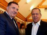 БЕОГРАД: Додик и Лавров о политичкој ситуацији у Српској, БиХ и региону