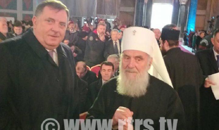 БЕОГРАД: Додик позвао Лаврова да у јуну посјети Бањалуку