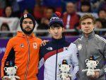 РУСКИ ОЛИМПИЈАЦ: Посвећујем медаљу свима које су подло удаљили с Олимпијаде