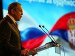 ЛАВРОВ: Срби воле Русију и Руси воле Србију