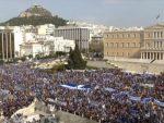 ГРЧКА: Велики протест у Атини; Теодоракис: Не дамо име Македонија