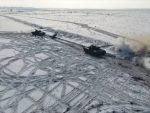 ВАТРЕНИ УДАР: Руска војска увежбава смртоносну тактику (видео)