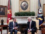 ЛАВРОВ: Сједињене Државе узалуд покушавају да изолују Русију и да је учине зависном од себе
