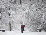 АРКТИЧКА ИНВАЗИЈА: Најснажнија сњежна олуја икад у Москви, има мртвих (ВИДЕО)