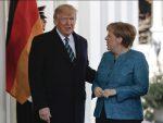 БЕРЛИН: Меркелова и Трамп забринути након разговора о Путину