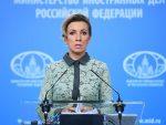 ЗАХАРОВА: Ако се Украјинци пробуде, набиће своју власт на колац