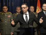 ВУЛИН: Здовољни смо што став Скапаротија није став Пентагона