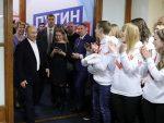 КРЕМЉ: Избори показали да је друштво максимално консолидовано