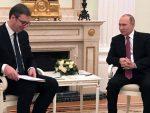ПУТИН: Русија подржава Србију у очувању територијалног интегритета