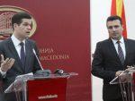 МИЧЕЛ У СКОПЉУ: Македонија у НАТО тек након рјешења спора са Грчком