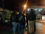 БРАЋА ИЗ РУСИЈЕ: Ноћни вукови стигли у Српску; дочекани на прелазу Павловића мост