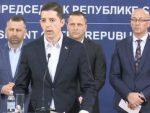 СРПСКА ЛИСТА ИЗАШЛА ИЗ ВЛАДЕ КОСОВА, МАРКО ЂУРИЋ: Док су ме спроводили, један је извадио нож  и пријетио ми!