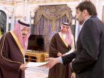 ПРЕДАО АКРЕДИТИВНО ПИСМО: Јусуфспахић и званично први амбасадор Србије у Саудијској Арабији