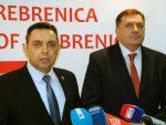 ДОДИК: Грујичић и Србија раде на добробити Сребреничана