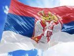 ВЕЛИКА ХОЧА: Скинута застава Србије са споменика несталим Србима