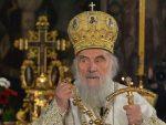 ПАТРИЈАРХ ИРИНЕЈ: Показати да су Срби народ божје љубави