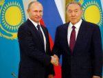 ПРЕДСЕДНИК КАЗАХСТАНА: Русију нам је даровао Бог