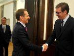 БЕОГРАД: Вучић се састао са првим руским обавештајцем