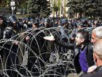 ЈЕРМЕНИЈА: Ухапшено 17 демонстраната, полиција одблокирала улаз у Владу