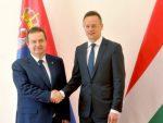ДАЧИЋ: Сијарто је сада највећи Србин у међународним односима