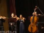 МУЗИЧКИ ЦУНАМИ: Можда и најбољи млади оркестар класичне музике свирао је у Ћуприји
