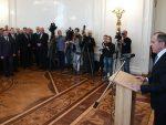ЛАВРОВ: Русија се никада неће сагињати под ултиматумима Запада