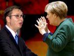 МЕРКЕЛОВА ПОЗВАЛА ВУЧИЋА У БЕРЛИН: Да ли је ово последњи притисак пред велику одлуку!?